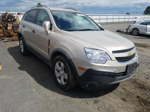 Salvage cars for sale from Copart Airway Heights, WA: 2012 Chevrolet Captiva SP
