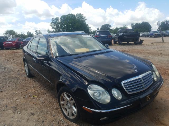 Vehiculos salvage en venta de Copart China Grove, NC: 2006 Mercedes-Benz E 350 4matic