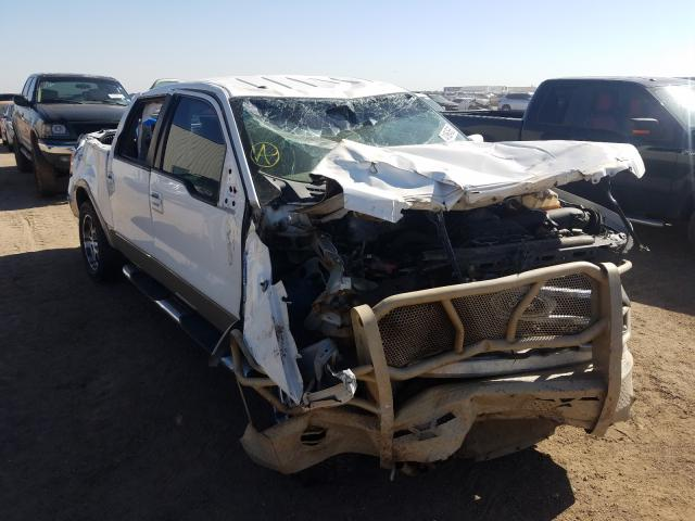 Salvage cars for sale from Copart Amarillo, TX: 2009 Ford F150 Super
