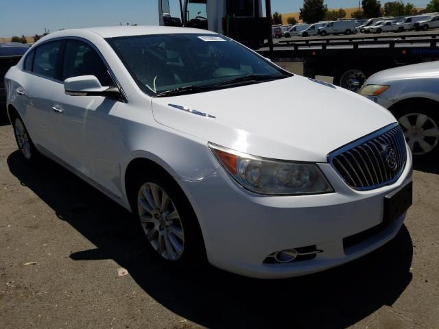 Buick salvage cars for sale: 2013 Buick Lacrosse