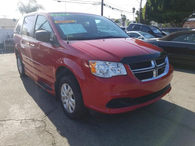 Dodge Grand Caravan salvage cars for sale: 2014 Dodge Grand Caravan