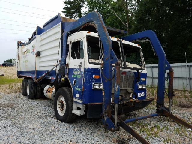 Salvage cars for sale from Copart China Grove, NC: 2016 Peterbilt 320
