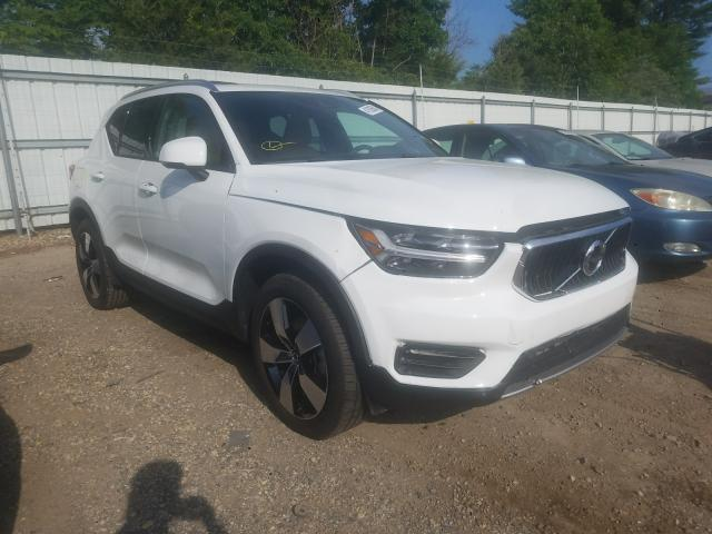 Volvo salvage cars for sale: 2020 Volvo XC40 T5 MO