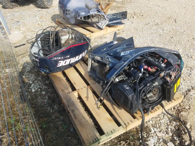 Salvage 2006 Evin BOAT for sale