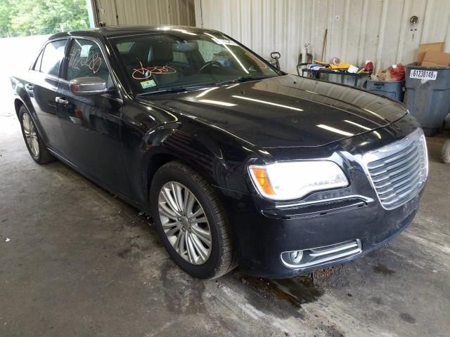 Salvage cars for sale from Copart Lyman, ME: 2013 Chrysler 300C