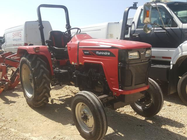 Mahindra And Mahindra salvage cars for sale: 2018 Mahindra And Mahindra Tractor