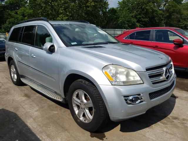 Mercedes-Benz Vehiculos salvage en venta: 2008 Mercedes-Benz GL 450 4matic