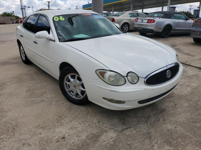 Salvage cars for sale from Copart San Antonio, TX: 2006 Buick Lacrosse C