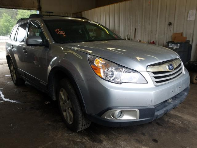 Salvage cars for sale from Copart Lyman, ME: 2012 Subaru Outback 2