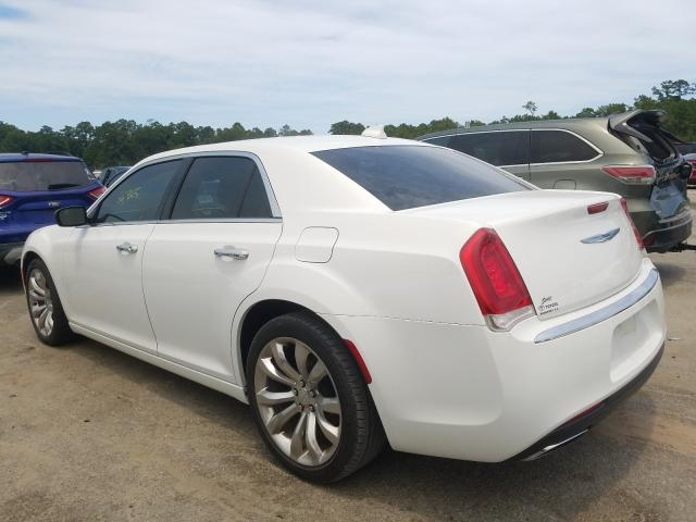 купить 2018 CHRYSLER 300 LIMITED 2C3CCAEG5JH159307