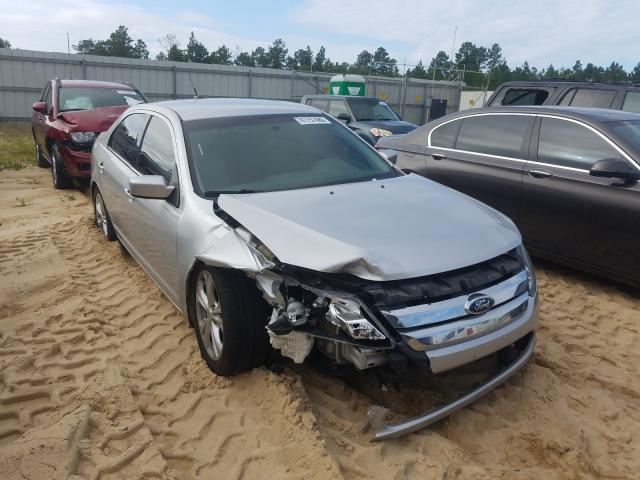 Salvage cars for sale from Copart Gaston, SC: 2012 Ford Fusion SE