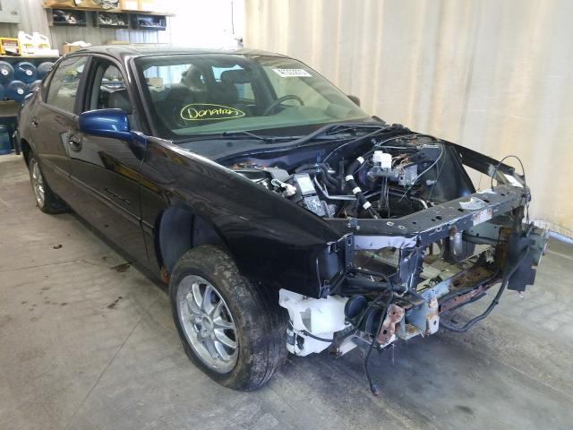 Salvage cars for sale from Copart Avon, MN: 2004 Chevrolet Impala LS