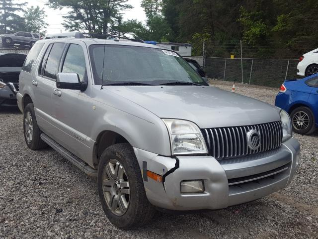 Mercury Mountainee salvage cars for sale: 2010 Mercury Mountainee