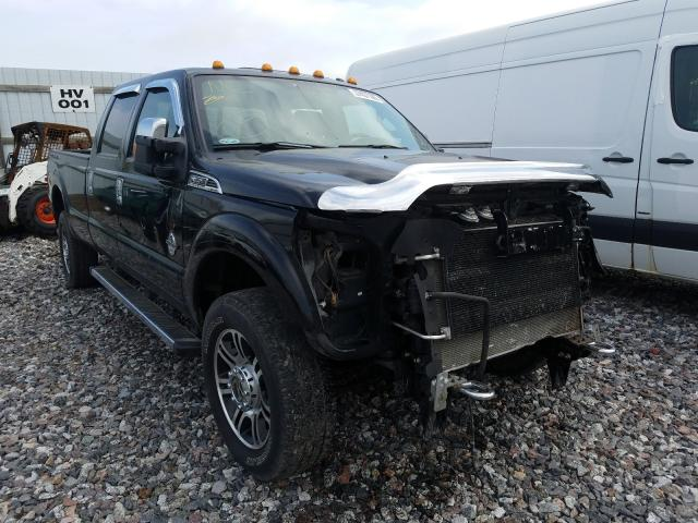 Salvage cars for sale from Copart Avon, MN: 2015 Ford F350 Super