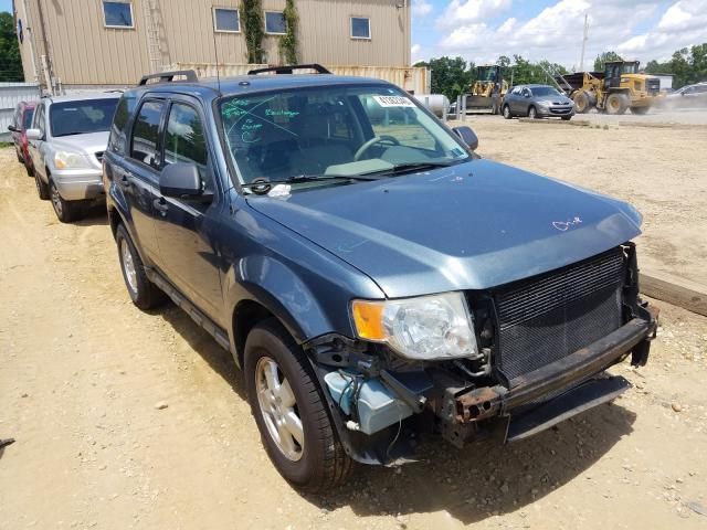 Salvage cars for sale from Copart Glassboro, NJ: 2010 Ford Escape XLT