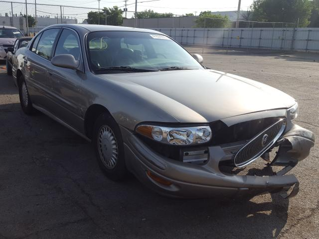 Salvage cars for sale from Copart Moraine, OH: 2000 Buick Lesabre CU