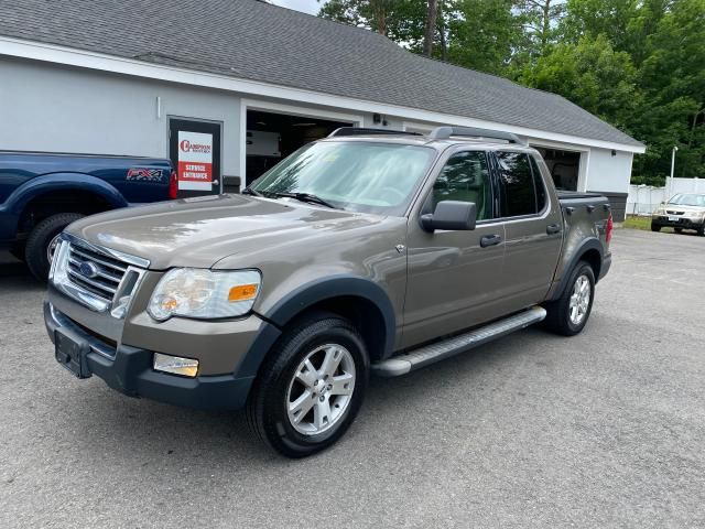 Salvage cars for sale from Copart North Billerica, MA: 2007 Ford Explorer S