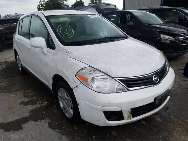 Salvage cars for sale from Copart Sikeston, MO: 2011 Nissan Versa S