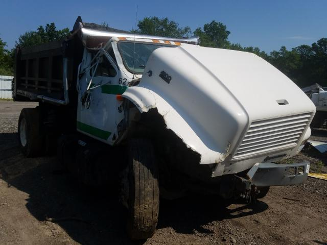 Salvage cars for sale from Copart Columbia Station, OH: 1999 International 4000 4900