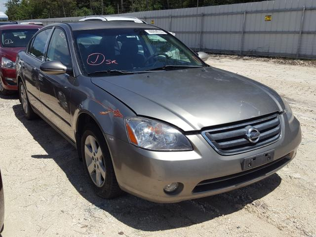 Salvage cars for sale from Copart Midway, FL: 2003 Nissan Altima Base