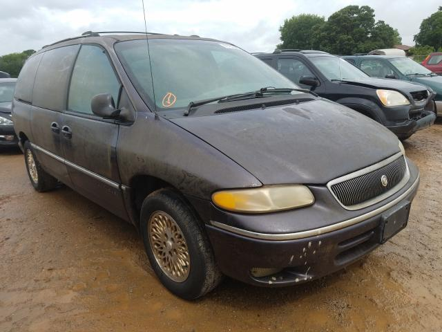 Vehiculos salvage en venta de Copart Tanner, AL: 1996 Chrysler Town & Country