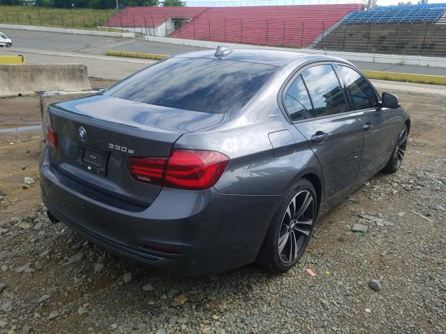 цена в сша 2018 BMW 330E  WBA8E1C56JA758645