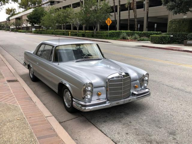 1967 Mercedes-Benz 250SE for sale in Wilmington, CA