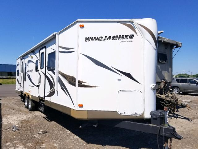 2013 Rockwood Travel Trailer for sale in Woodhaven, MI