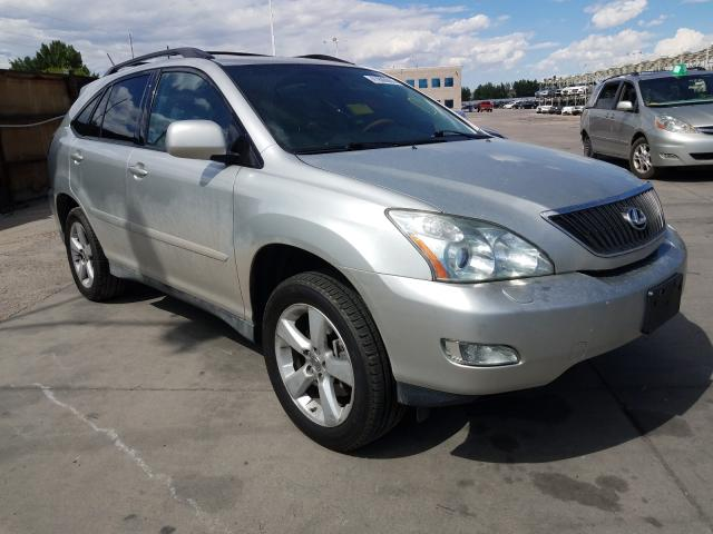Lexus salvage cars for sale: 2007 Lexus RX 350
