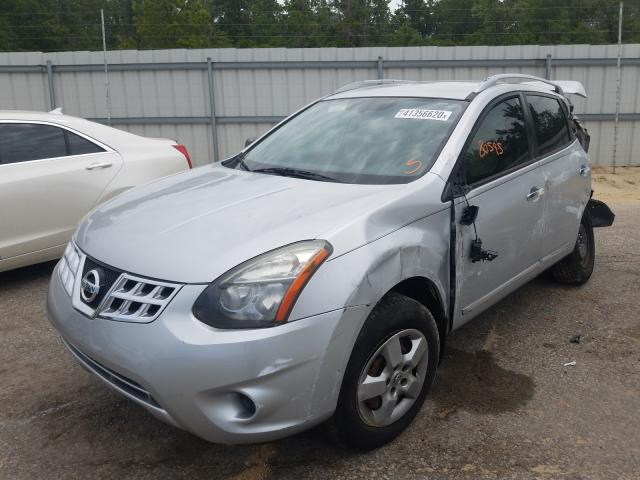 из сша 2014 NISSAN ROGUE SELECT S JN8AS5MT9EW611900