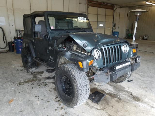2003 Jeep Wrangler C for sale in Madisonville, TN