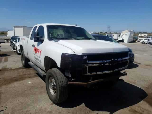 Salvage cars for sale from Copart Tucson, AZ: 2008 Chevrolet Silverado
