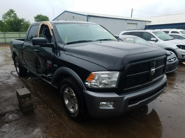 Salvage cars for sale from Copart Pekin, IL: 2011 Dodge RAM 2500