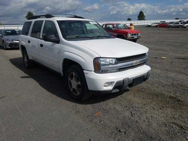 Salvage cars for sale from Copart Airway Heights, WA: 2006 Chevrolet Trailblazer