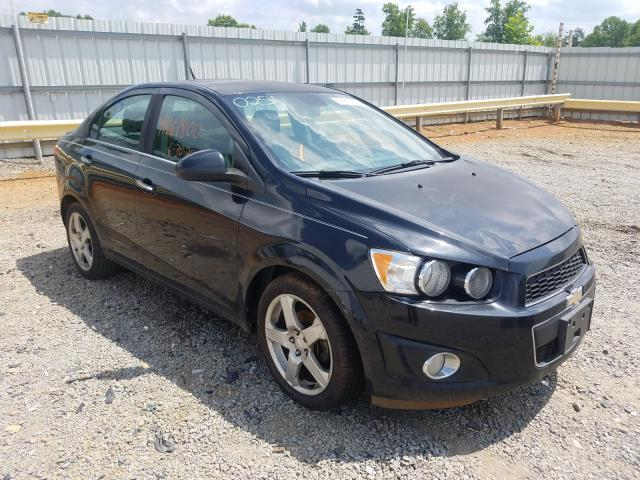 2013 Chevrolet Sonic LTZ for sale in Chatham, VA