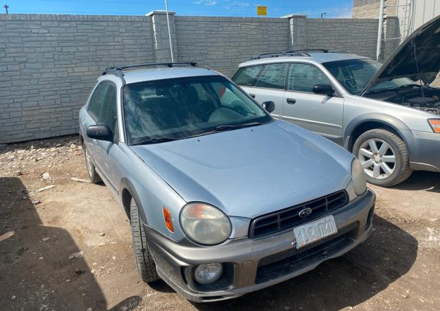 2002 Subaru Impreza OU for sale in Magna, UT