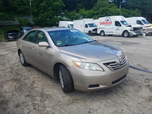 Salvage cars for sale from Copart Mendon, MA: 2009 Toyota Camry Base