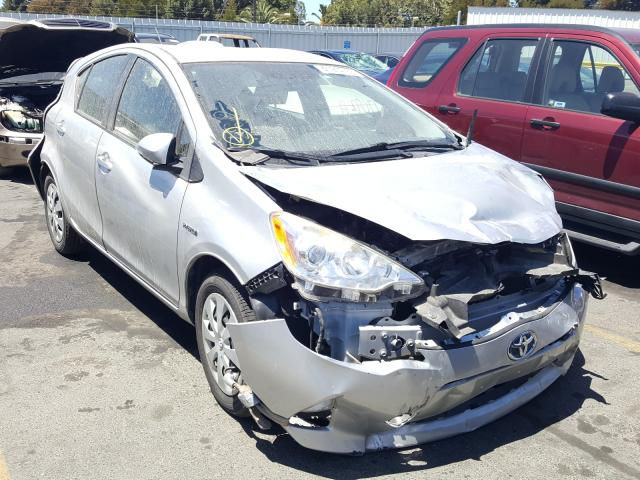 2014 Toyota Prius C for sale in Vallejo, CA