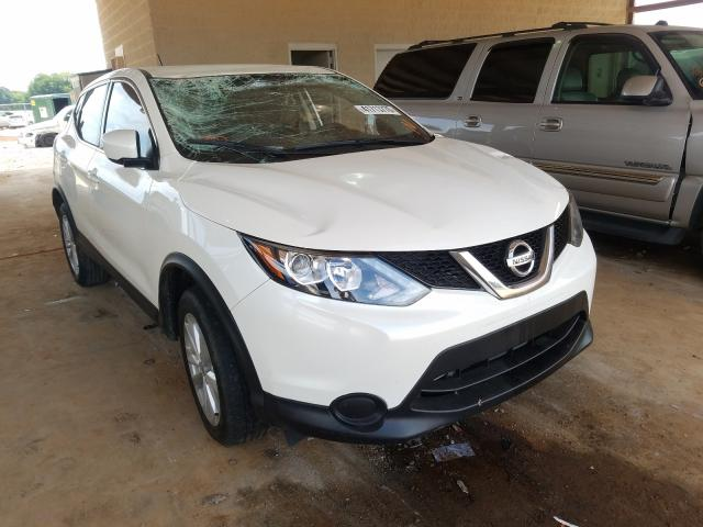 Nissan Rogue Sport salvage cars for sale: 2017 Nissan Rogue Sport