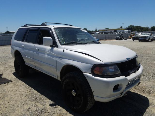 2000 Mitsubishi Montero SP for sale in Antelope, CA