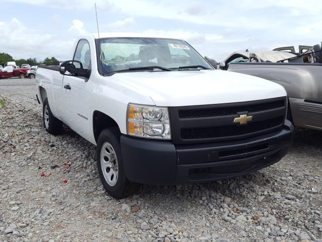 Salvage cars for sale from Copart Madisonville, TN: 2011 Chevrolet Silverado