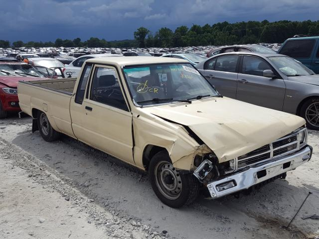 Toyota Pickup XTR salvage cars for sale: 1987 Toyota Pickup XTR