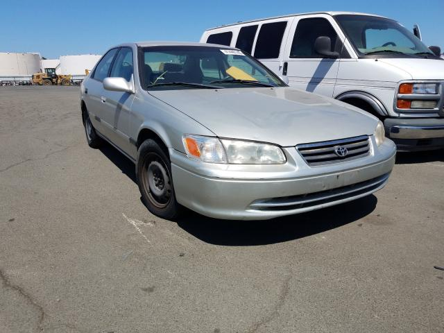 Salvage cars for sale from Copart Martinez, CA: 2000 Toyota Camry CE