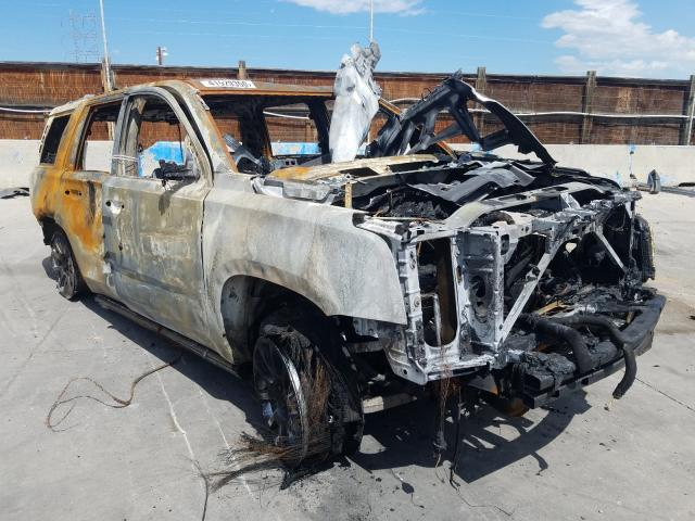 Salvage cars for sale from Copart Littleton, CO: 2015 GMC Yukon Dena