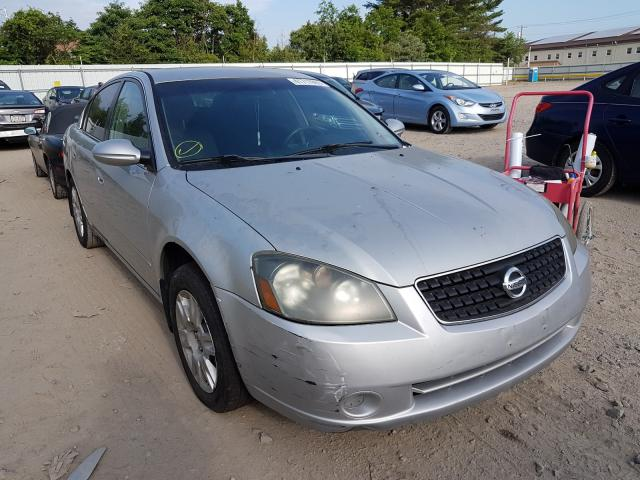 Salvage cars for sale from Copart Glassboro, NJ: 2006 Nissan Altima S