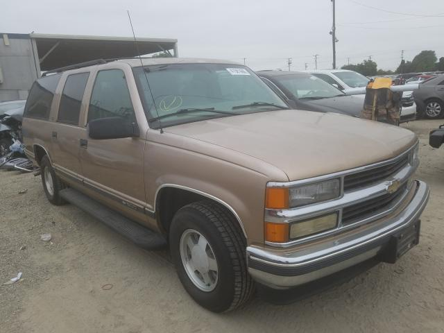 Chevrolet Suburban C salvage cars for sale: 1999 Chevrolet Suburban C