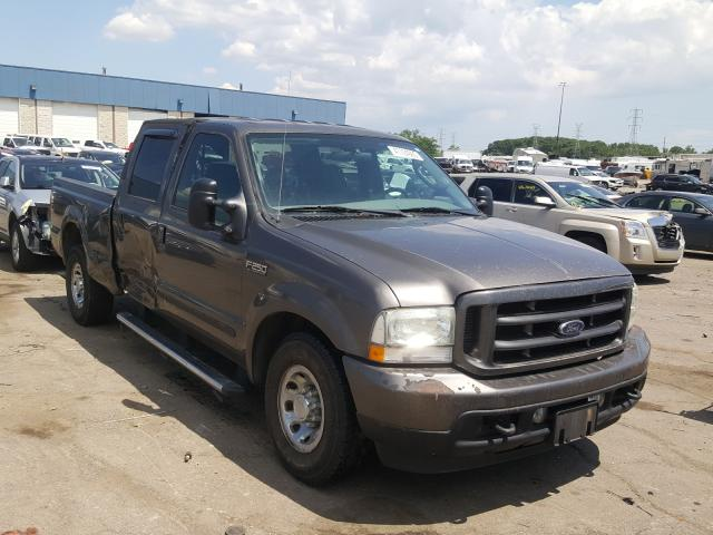 2004 Ford F250 Super for sale in Woodhaven, MI