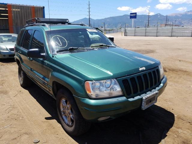 Vehiculos salvage en venta de Copart Colorado Springs, CO: 2000 Jeep Grand Cherokee