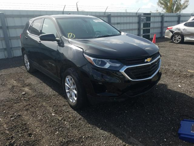 Chevrolet salvage cars for sale: 2018 Chevrolet Equinox LT