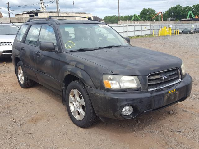 Subaru salvage cars for sale: 2003 Subaru Forester 2